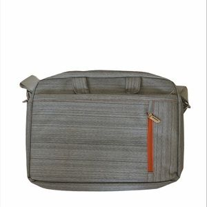 Laptop bag with lots of pockets